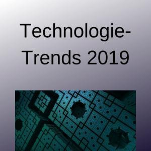 Technologie-Trends 2019